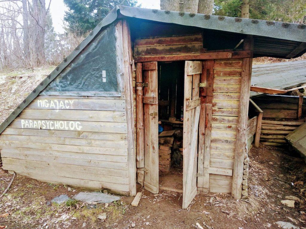 Baza namiotowa Łopienka