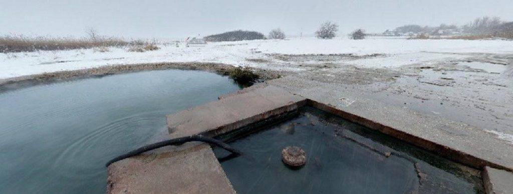 Termálny prameň pri Chorvátskom Grobe